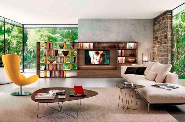 Итальянская и французская мебель для гостиной в Одессе