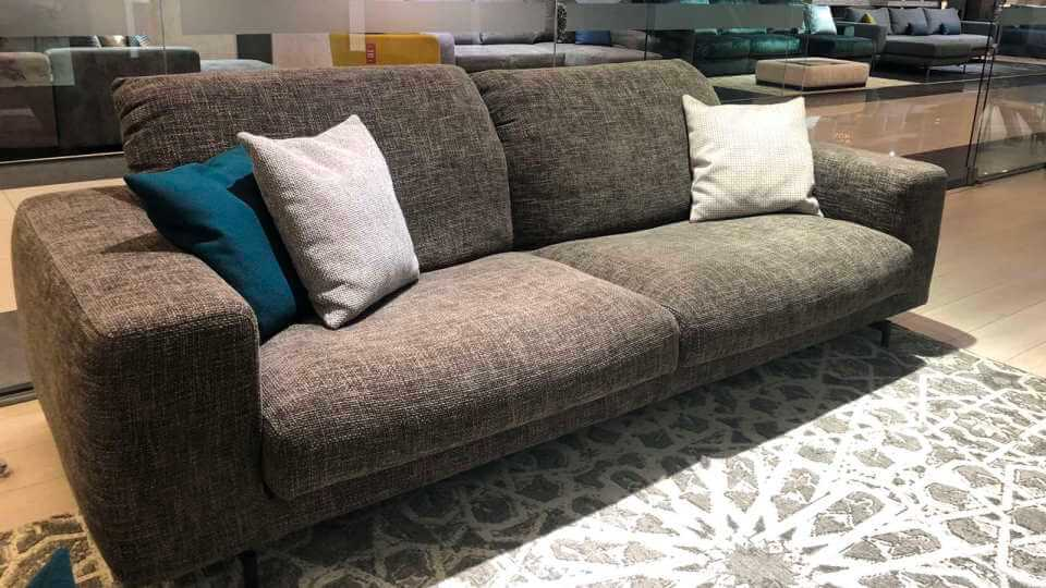 Итальянский диван Calligaris Facing ткань итальянская мебель в Одессе