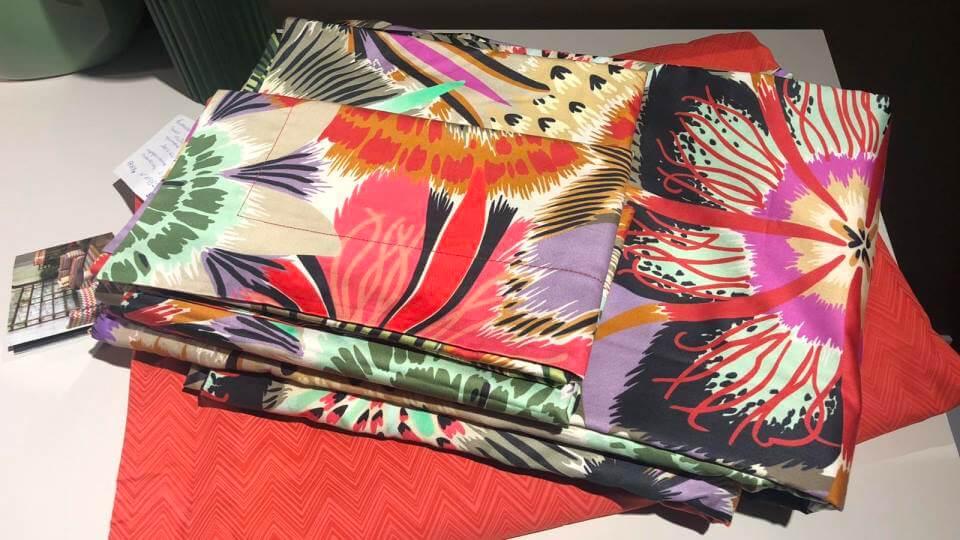 Комплект постельного белья Missoni Home Olga итальянская мебель в Одессе