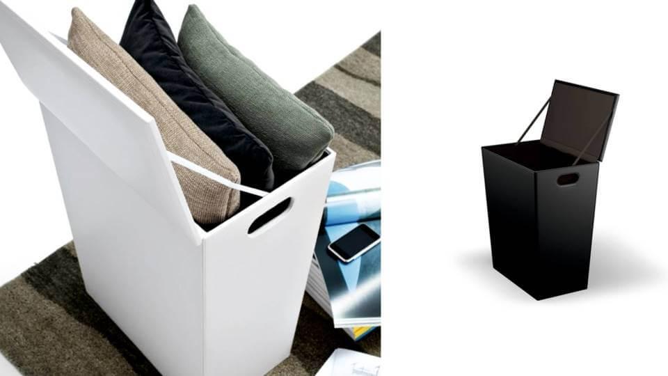Корзина для хранения Calligaris Chest в разных цветовых решениях итальянская мебель в Одессе