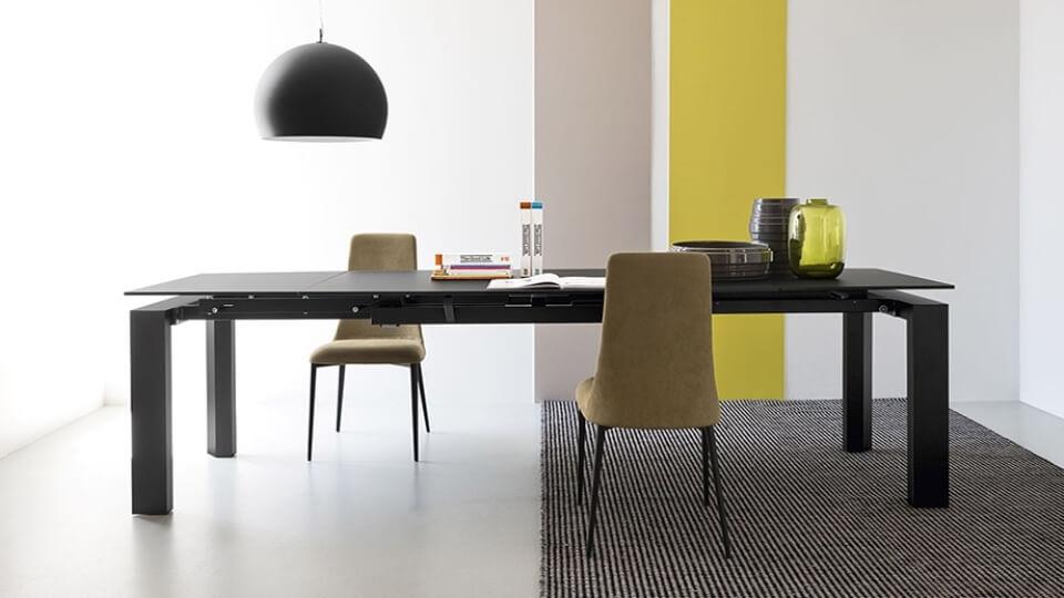 Стол обеденный Calligaris Moving прямоугольный раскладной итальянская мебель в Одессе