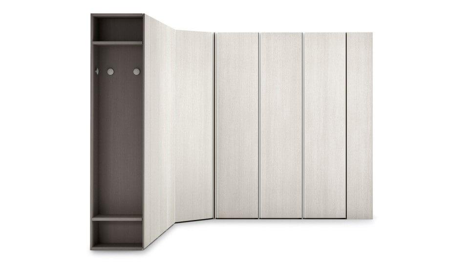 Шкаф распашной/раздвижной MAB Alu итальянская мебель в Одессе