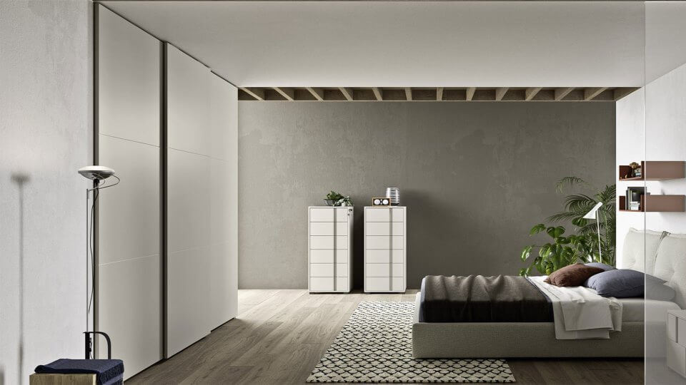 Шкаф распашной/раздвижной MAB Balance итальянская мебель в Одессе