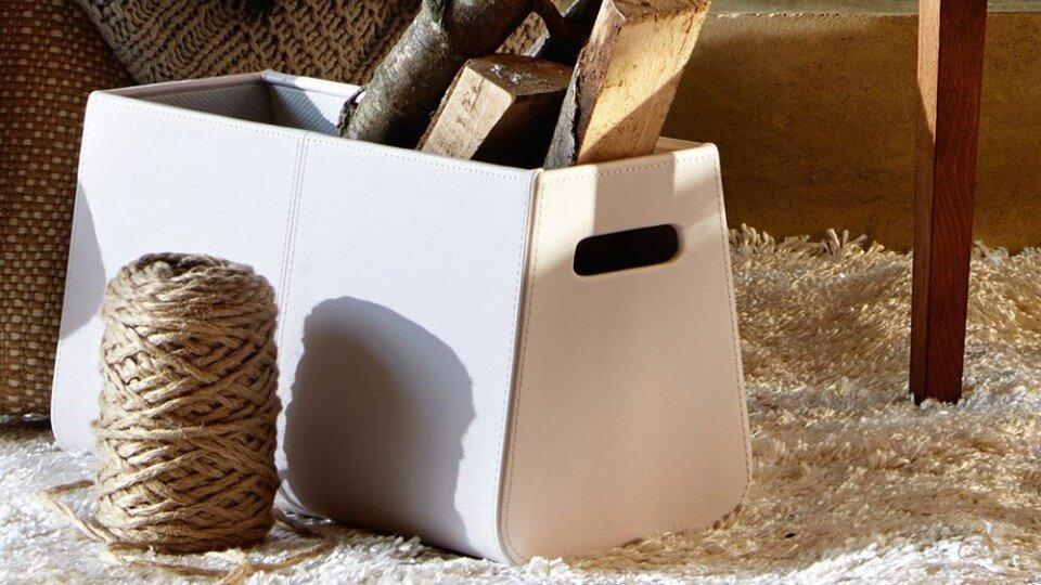 Корзина для хранения Calligaris Case представлена в 3 цветах итальянская мебель в Одессе