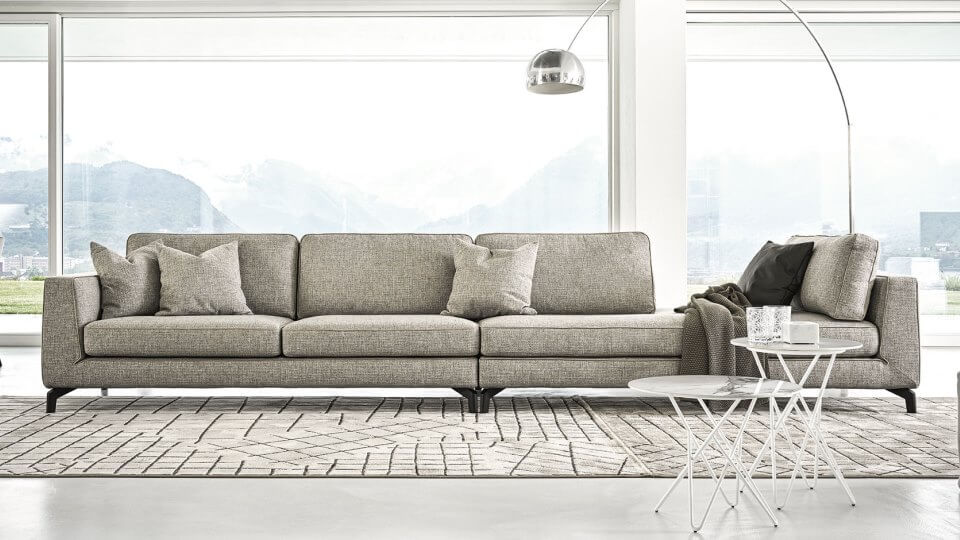 Модульный диван Calligaris Carre итальянская мебель в Одессе
