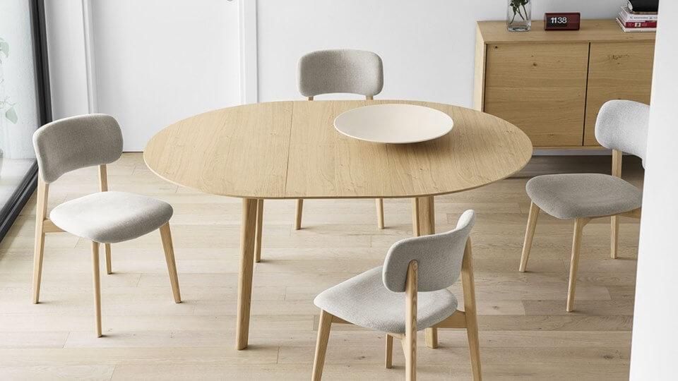 Стол обеденный Calligaris Cream table квадратный/круглый/со скругленными краями раскладной итальянская мебель в Одессе