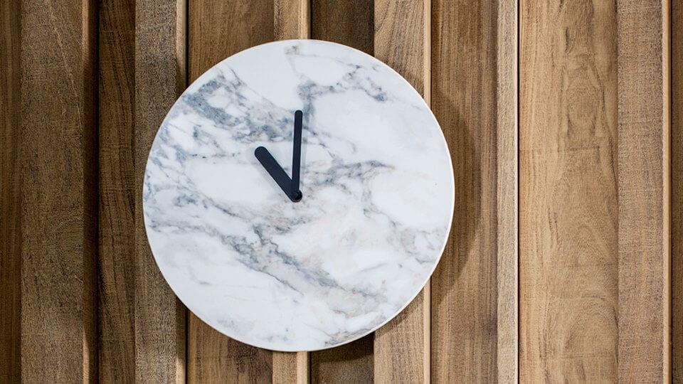 Часы Calligaris Moon с керамическим основанием, диаметр 35 см. итальянская мебель в Одессе