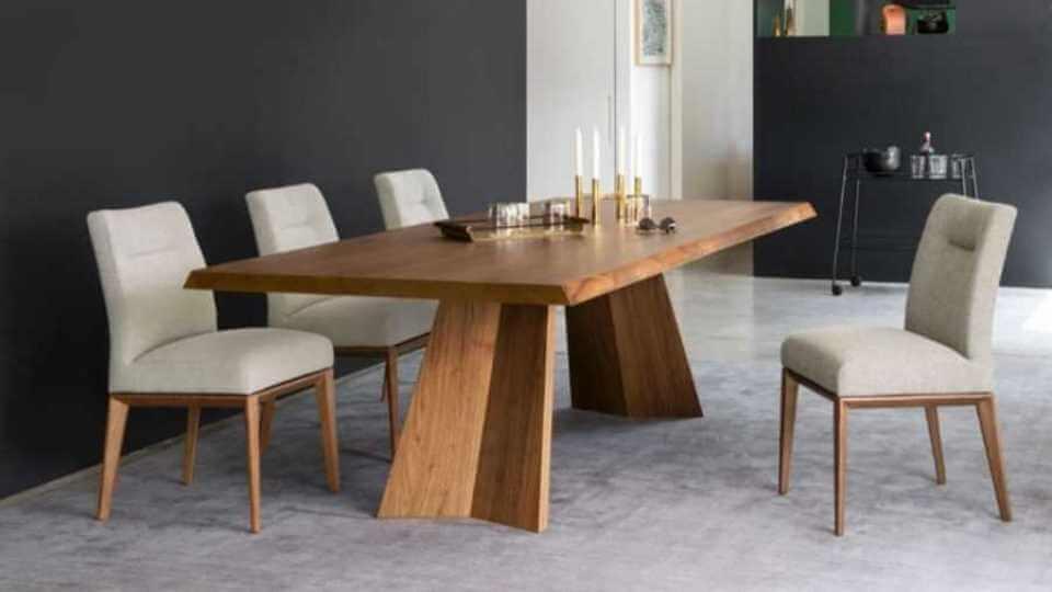 Стол обеденный Calligaris Icaro прямоугольный/круглый/со скругленными краями итальянская мебель в Одессе
