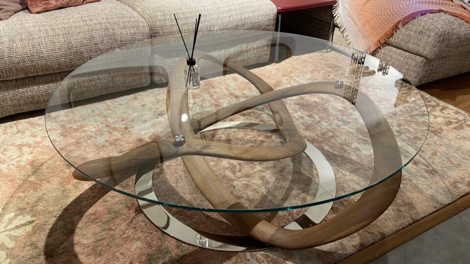 Итальянский журнальный стол Porada Infinity итальянская мебель в Одессе
