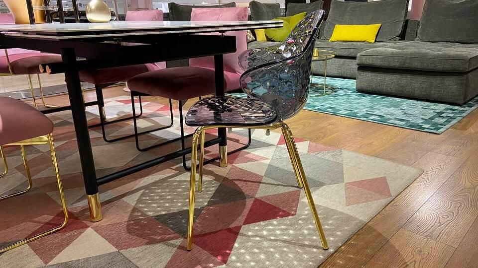 Стул Calligaris Saint Tropez обеденный/барный/полубарный/home office итальянская мебель в Одессе