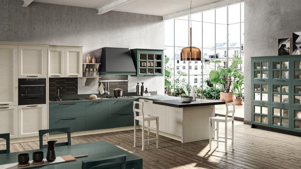Кухня Stosa Beverly итальянская мебель в Одессе