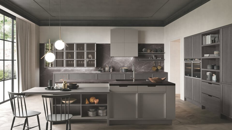 Кухня Stosa Newport итальянская мебель в Одессе
