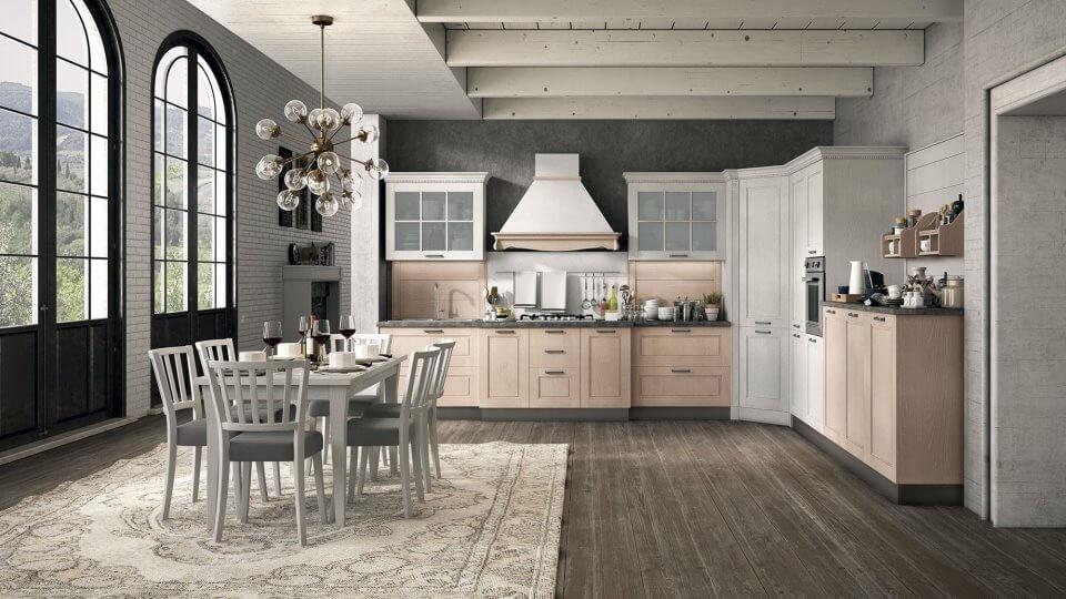 Кухня Stosa Virginia итальянская мебель в Одессе