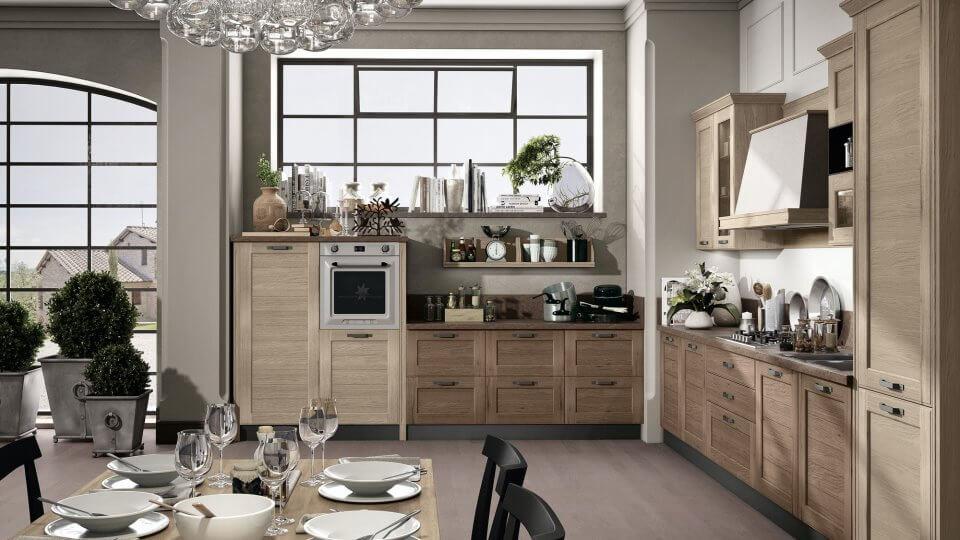 Кухня Stosa York итальянская мебель в Одессе