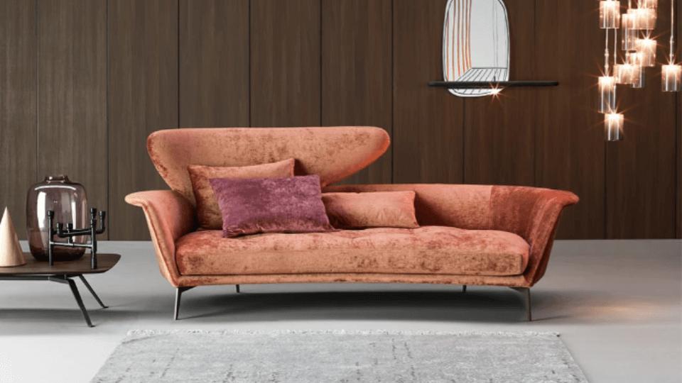 Итальянский дизайнерский диван Bonaldo Lovy итальянская мебель в Одессе