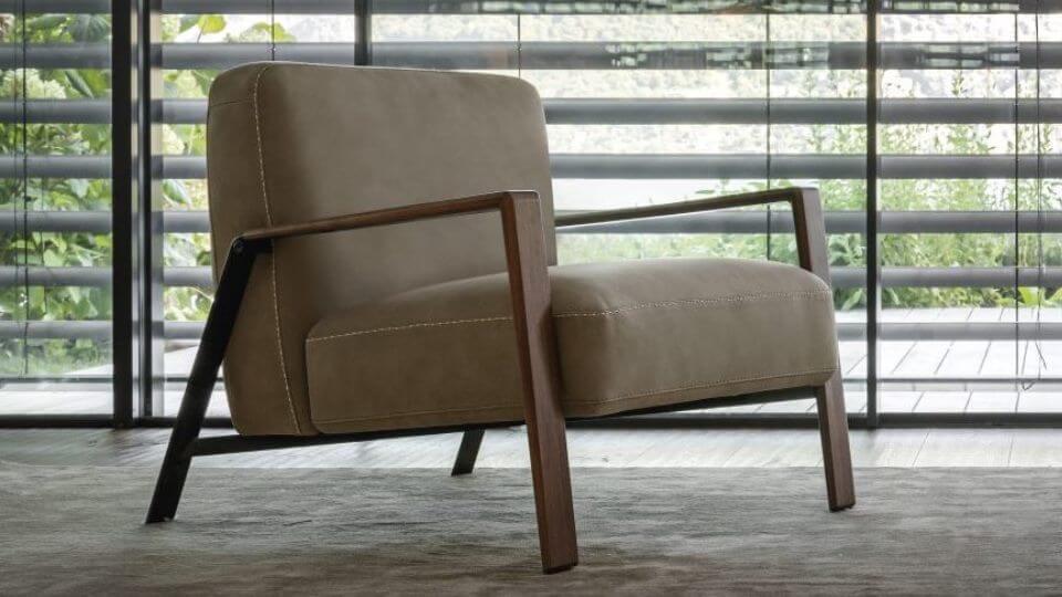 Кресло Nicoline Luis итальянская мебель в Одессе
