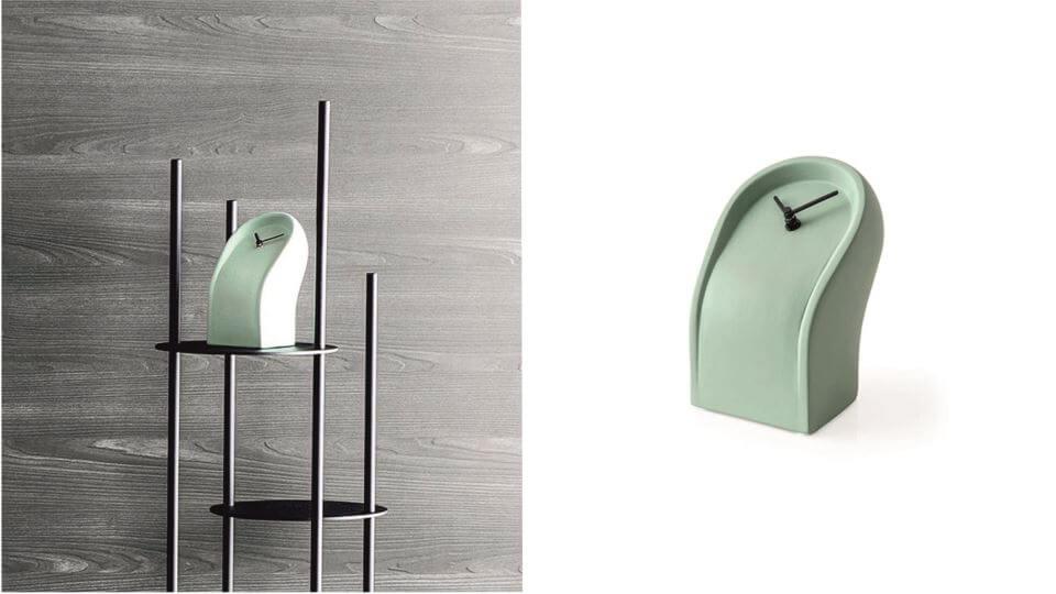 Часы керамические Osvaldo от итальянской фабрики Calligaris итальянская мебель в Одессе