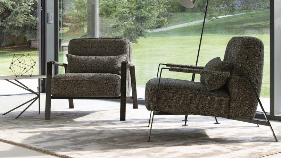 Кресло Nicoline Rho итальянская мебель в Одессе