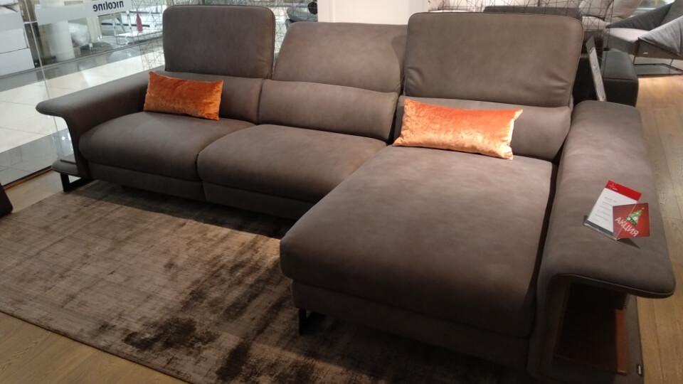 Итальянский модульный диван реклайнер Nicoline Shelley итальянская мебель в Одессе