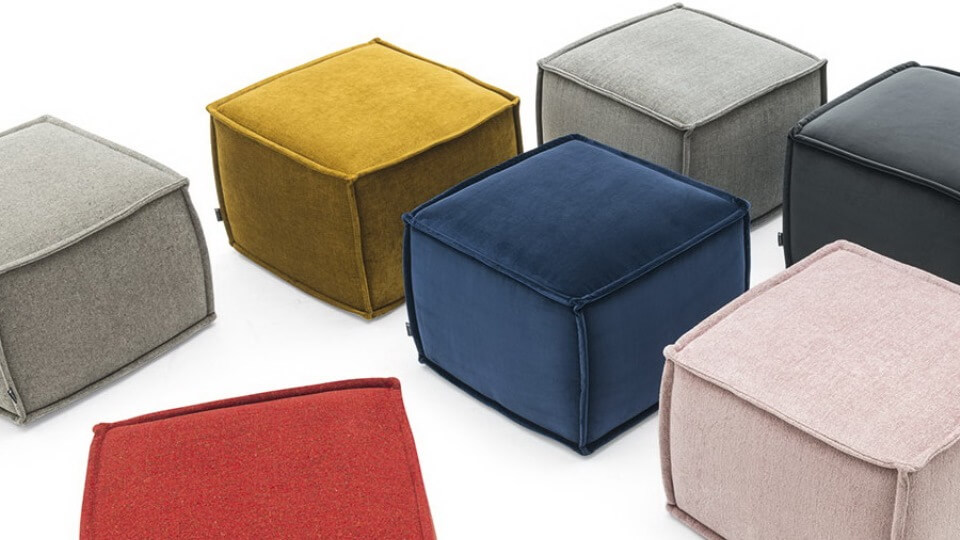 Пуф Calligaris Soap итальянская мебель итальянская мебель в Одессе