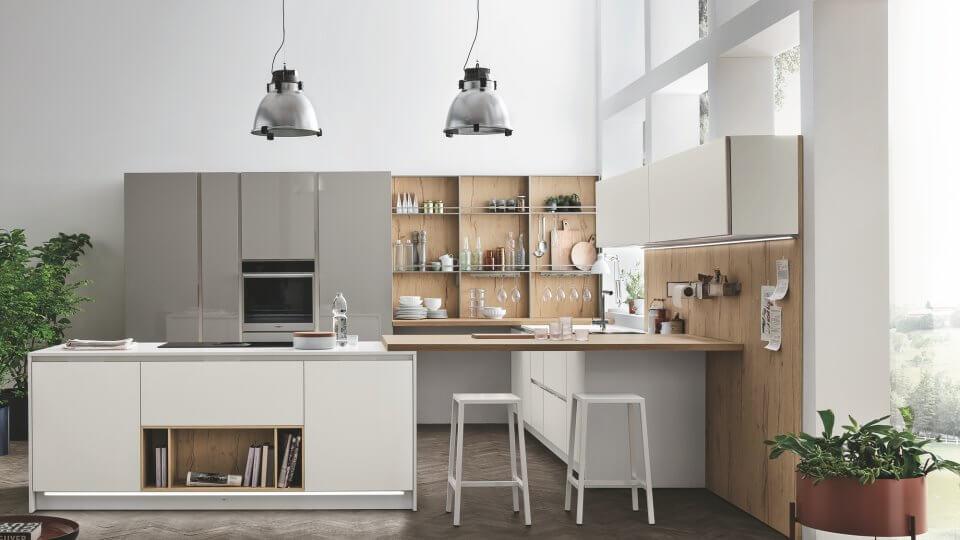 Кухня Stosa Aleve итальянская мебель в Одессе