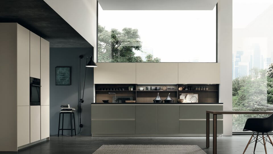 Кухня Stosa Color Trend итальянская мебель в Одессе