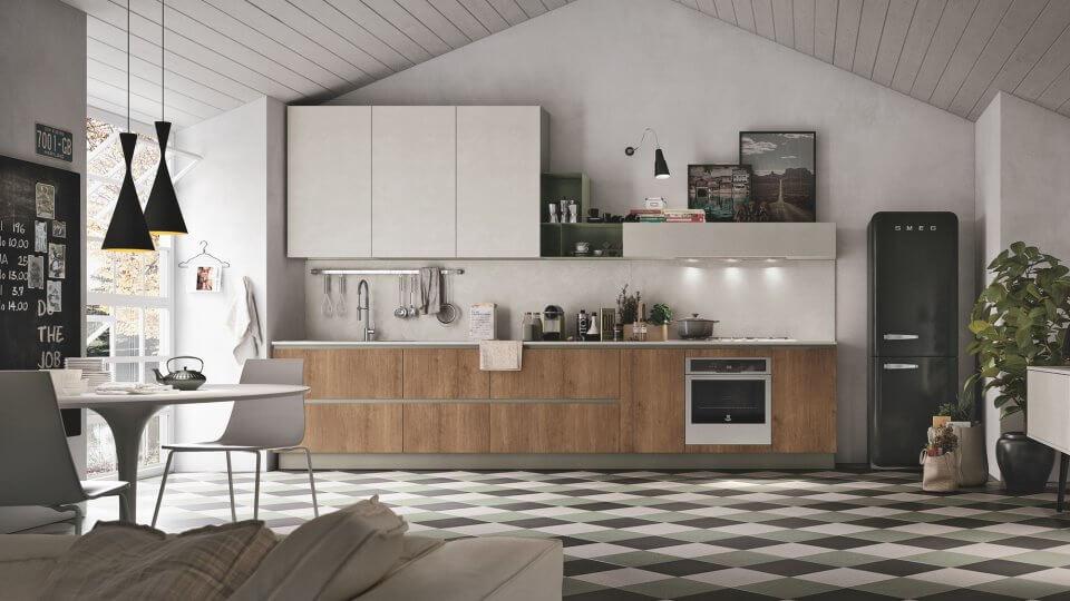 Кухня Stosa Infinity итальянская мебель в Одессе