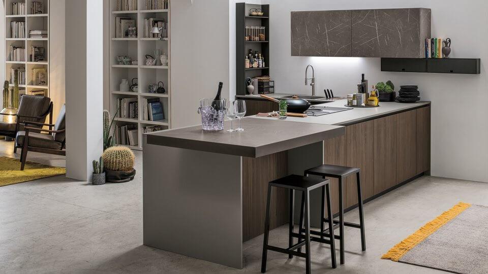 Кухня Stosa Metropolis итальянская мебель в Одессе