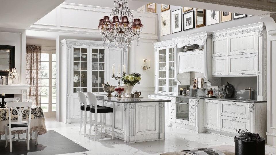 Кухня Dolcevita от Stosa итальянская мебель в Одессе