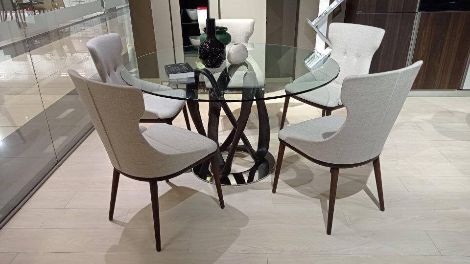 Стул обеденный Andy от итальянской фабрики Porada итальянская мебель в Одессе