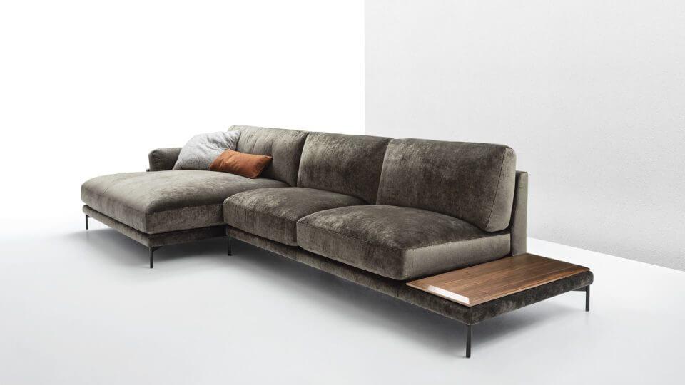 Модульный диван Cadorna от Nicoline – мягкий, стильный итальянская мебель в Одессе