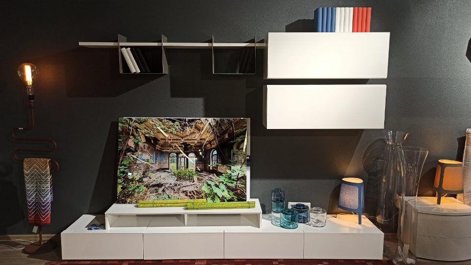 Мебель для ТВ зоны Gautier Adulis итальянская мебель в Одессе