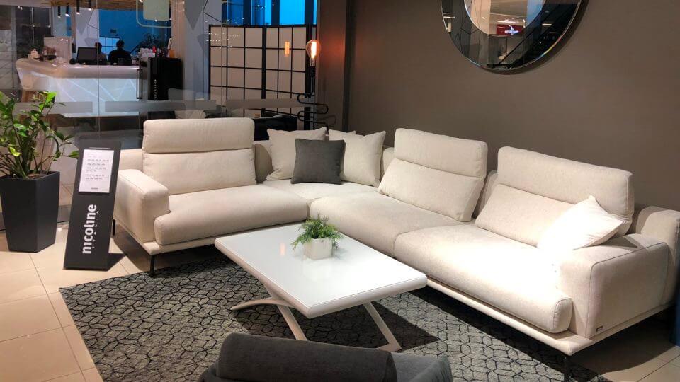 Модульный диван Babila от Nicoline итальянская мебель в Одессе