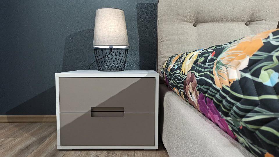 Комплект прикроватных тумбочек Club итальянской фабрики MAB итальянская мебель в Одессе