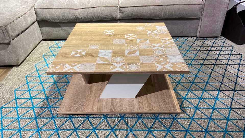 Стол журнальный Diagon Baltic в скандинавском стиле итальянская мебель в Одессе