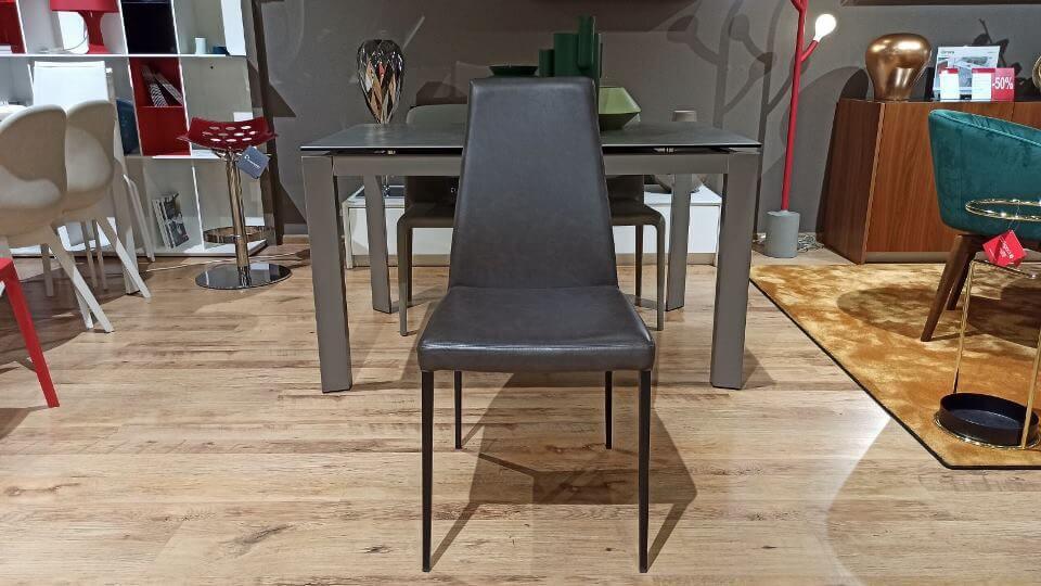 Стул Aida Soft итальянской фабрики Calligaris итальянская мебель в Одессе