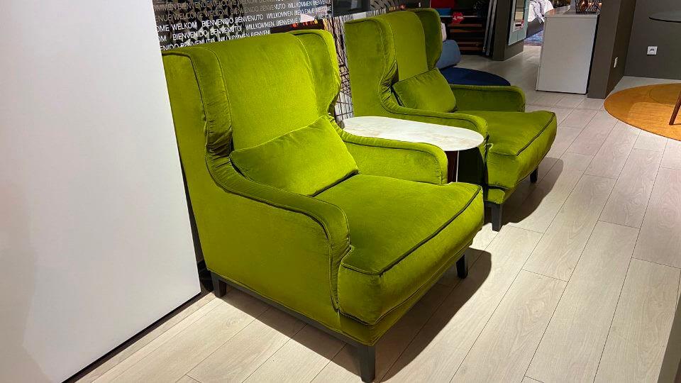 Кресло Porada Camille итальянская мебель в Одессе
