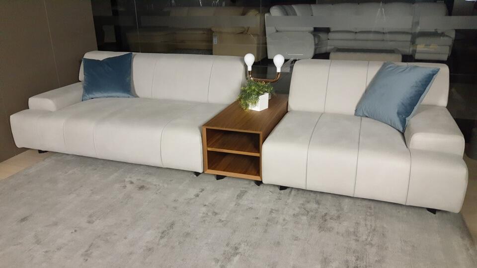 Модульный диван Nicoline Zara Deep c наполнением из полиуретана разной плотности итальянская мебель в Одессе