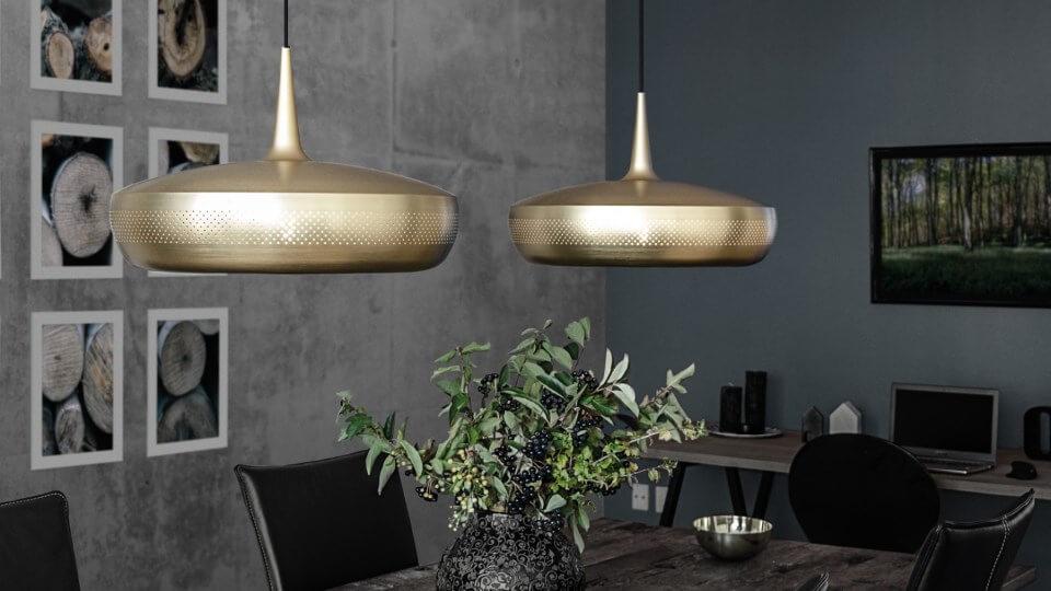 Лампа подвесная Clava от французской фабрики Gautier. Габариты: д 43 см х в 28 см. итальянская мебель в Одессе