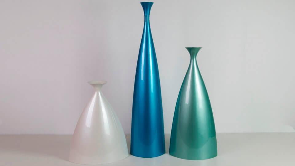 Вазы Bottle керамические от французской фабрики Gautier в нескольких цветовых решениях и габаритах итальянская мебель в Одессе