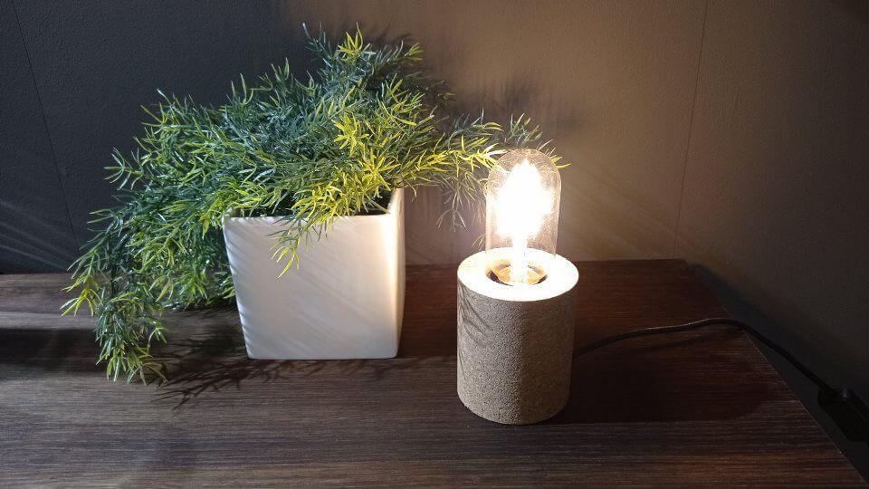 Лампа настольная LIEGE + AMPOULE от французской фабрики Gautier итальянская мебель в Одессе