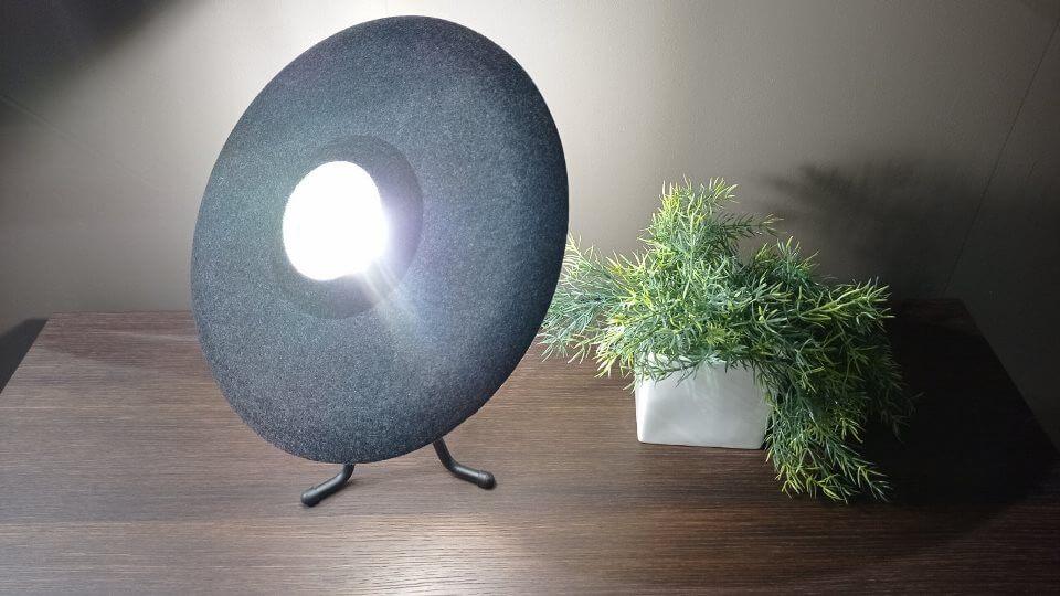 Лампа настольная Vita Shade Felt Gris от французской фабрики Gautier итальянская мебель в Одессе
