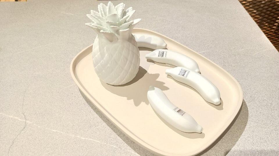 Декор Banane/Ananas от французской фабрики Gautier из керамики итальянская мебель в Одессе