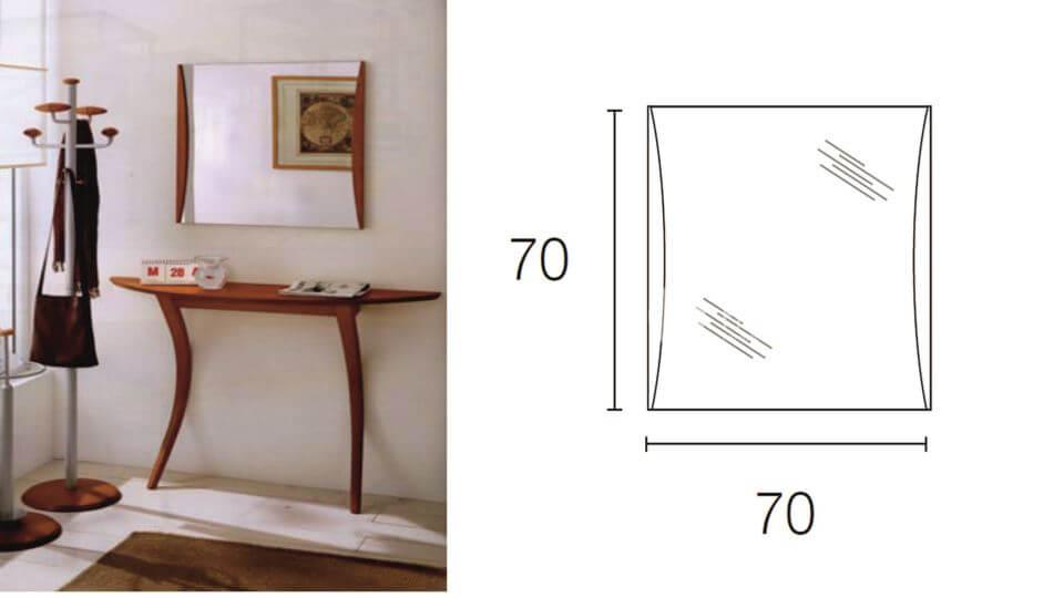 Зеркало Mardi от итальянской фабрики Calligaris итальянская мебель в Одессе