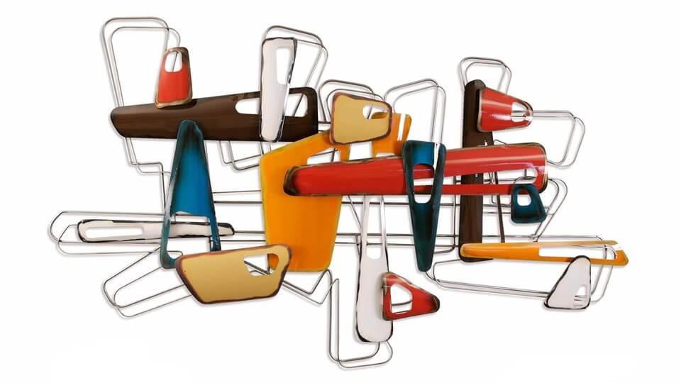 Инсталляция/Панно Artisan Hause Skypad от французской фабрики Gautier из металла итальянская мебель в Одессе