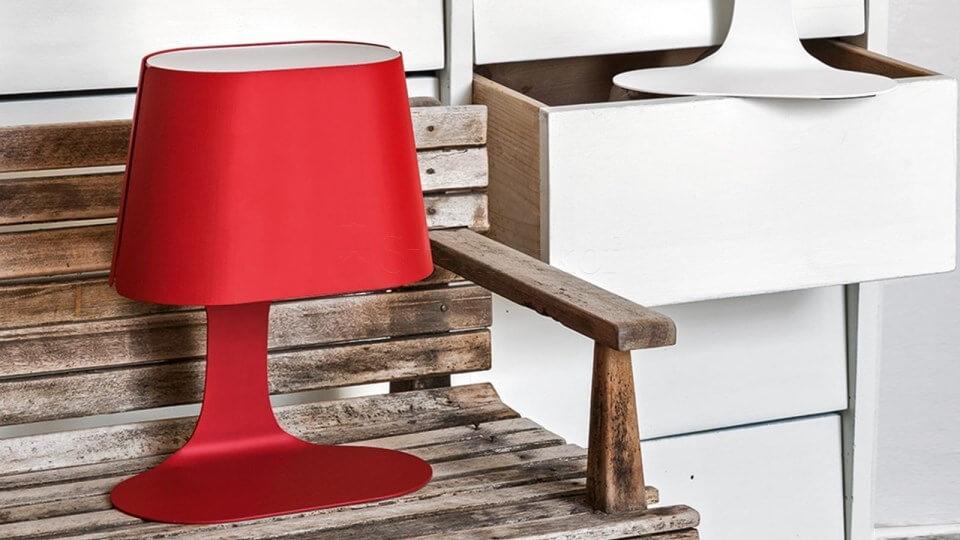Лампа настольная Baku от итальянской фабрики Calligaris итальянская мебель в Одессе