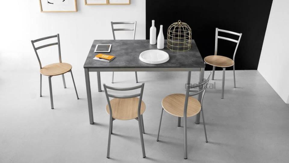 Стул обеденный X-PRESS от итальянской фабрики Connubia итальянская мебель в Одессе