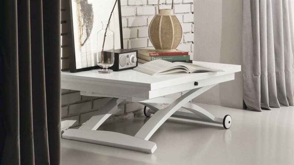 Стол - трансформер раскладной Mascotte от итальянской фабрики Calligaris итальянская мебель в Одессе