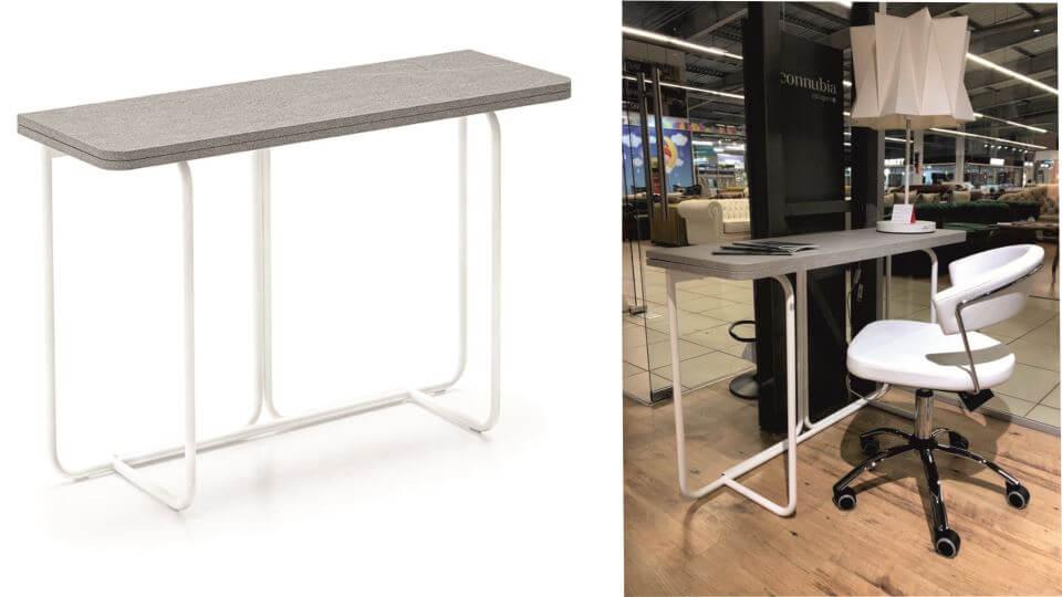 Стол/Консоль Dee-J от итальянской фабрики Connubia итальянская мебель в Одессе