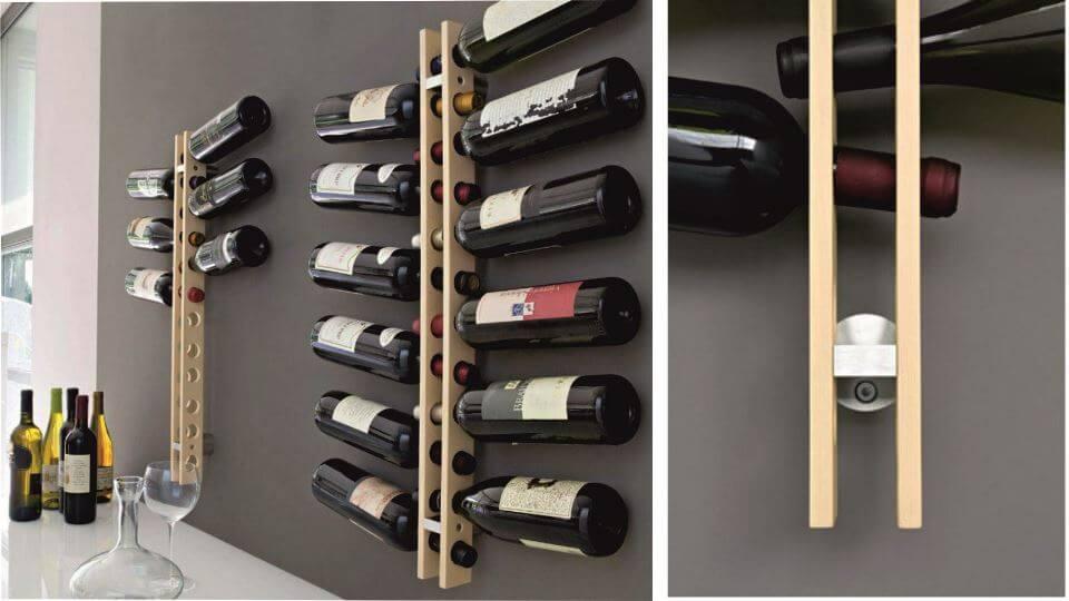 Стойка для бутылок Arsenal от итальянской фабрики Connubia итальянская мебель в Одессе